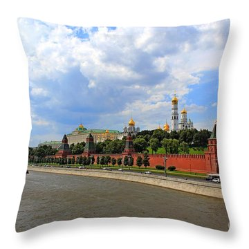 Kremlin Throw Pillow
