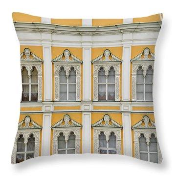 Kremlin Palace Throw Pillow