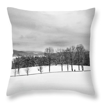 Kripalu Throw Pillow