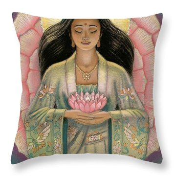 Zen Throw Pillows