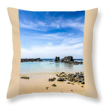 Kukio Throw Pillow