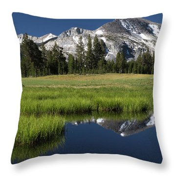 Kuna Crest Throw Pillow