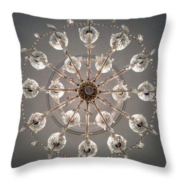 Kuzino Palace Throw Pillow