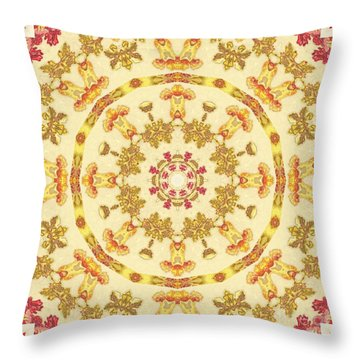 KV1 Throw Pillow
