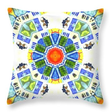 KV3 Throw Pillow