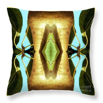 KV5 Throw Pillow