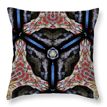 KV6 Throw Pillow