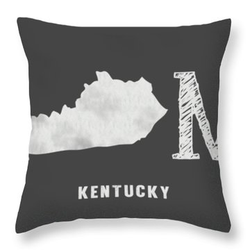 Ky Home Throw Pillow
