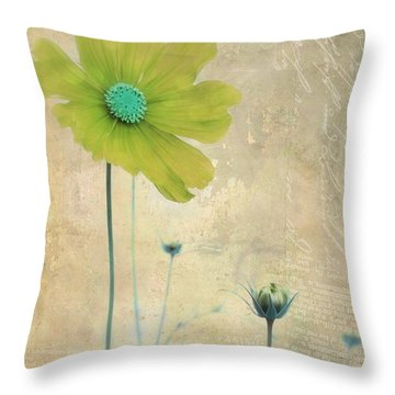 L Elancee - V11t3 Throw Pillow