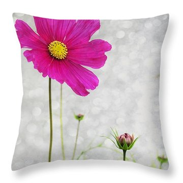 L Elancee Throw Pillow