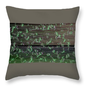 L18-134 Throw Pillow
