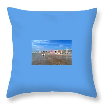 La Baule Throw Pillow