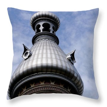Throw Pillow featuring the photograph La Cupola by Ivete Basso Photography