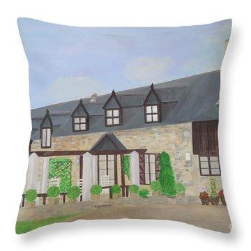 La Goderie  Throw Pillow