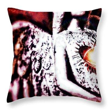 La Passion Throw Pillow