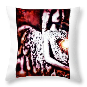 La Passion Throw Pillow