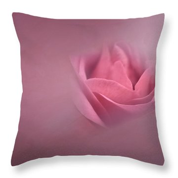 La Petite Throw Pillow