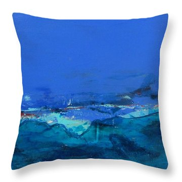 La Promesse Throw Pillow