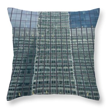 La Villa De Maria Throw Pillow
