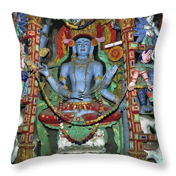 Ladakh_27-5 Throw Pillow