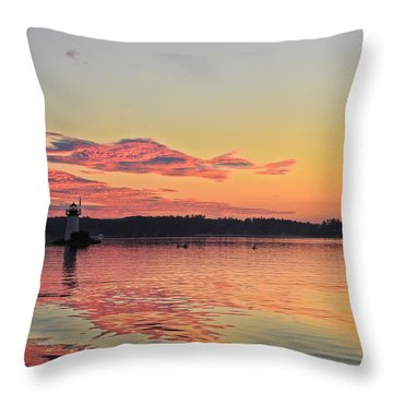 Ladies Delight Throw Pillow