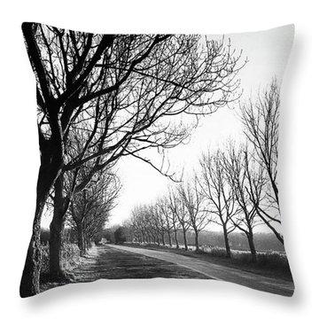 Nature_shooters Throw Pillows