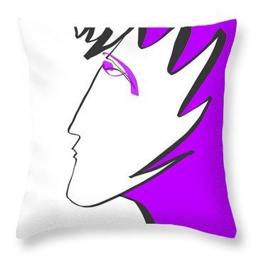 Ladyfingers Throw Pillow