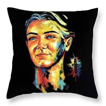 Laerke Throw Pillow