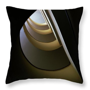 Laescalerademiabuela 2 Throw Pillow