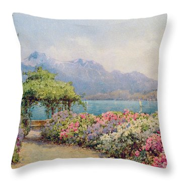 Rowe Throw Pillows