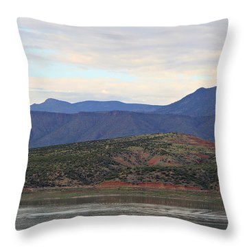 Lake Roosevelt 1 Throw Pillow