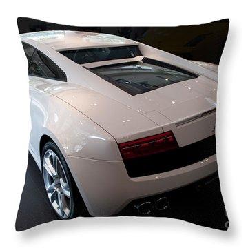Lamborghini Gallardo Lp550-2 Throw Pillow