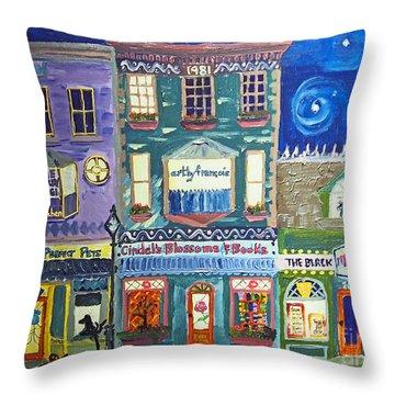 Lamothe Street Throw Pillow