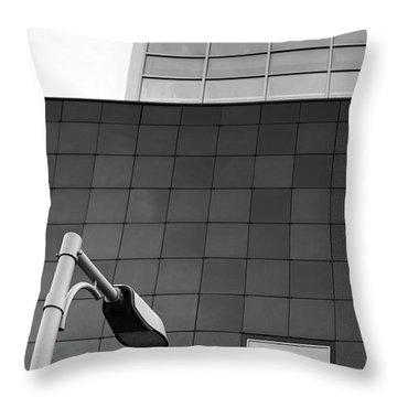 Lamp #9172 Throw Pillow
