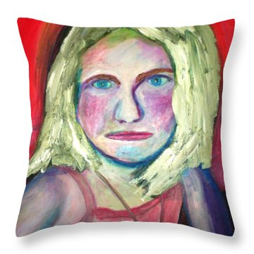 Lana Coco Throw Pillow