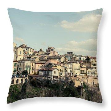 Lanciano - Abruzzo - Italy  Throw Pillow