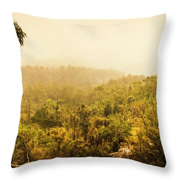 Land Before Time Throw Pillow