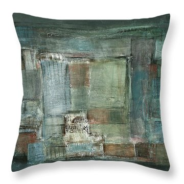 Texture Throw Pillow