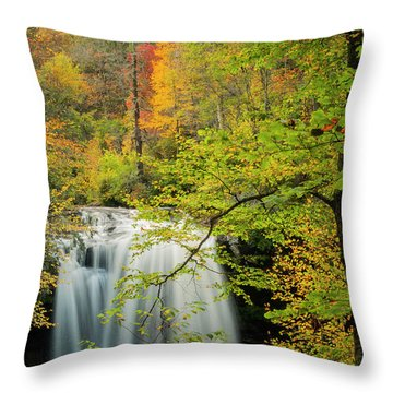 Land Of The Noonday Sun Throw Pillow