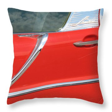 Landau Throw Pillow by Kelly Mezzapelle
