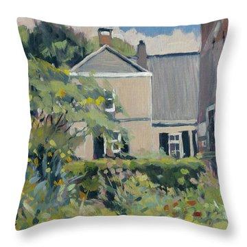 Landgoed Poelwijk Gendt Throw Pillow