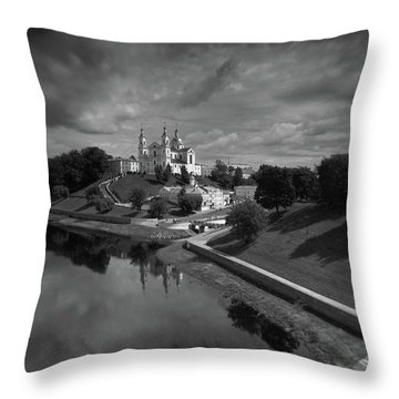 Landscape #2877 Throw Pillow
