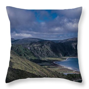 Landscapespanoramas007 Throw Pillow