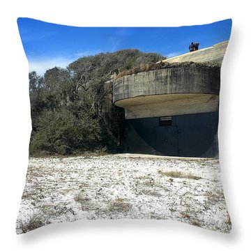 Langdon Battery Throw Pillow