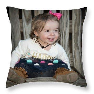 Langley 6582 Throw Pillow