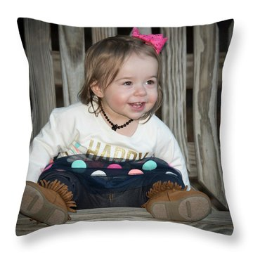 Langley 6582 Throw Pillow