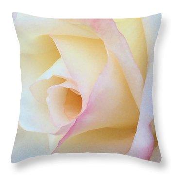 Language Of Love Throw Pillow