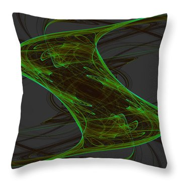 Lanjayling Throw Pillow