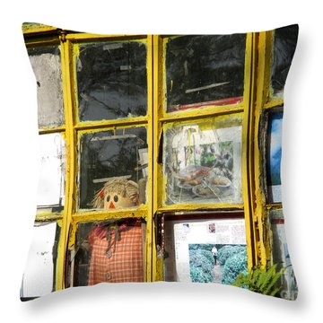 Throw Pillow featuring the photograph Lantau Island 47 by Randall Weidner