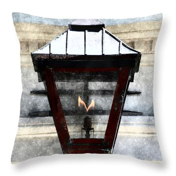 Lantern 13 Throw Pillow